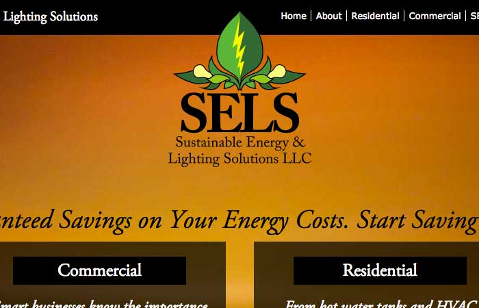 Sustainable Energy & Lighting Solutions LLC